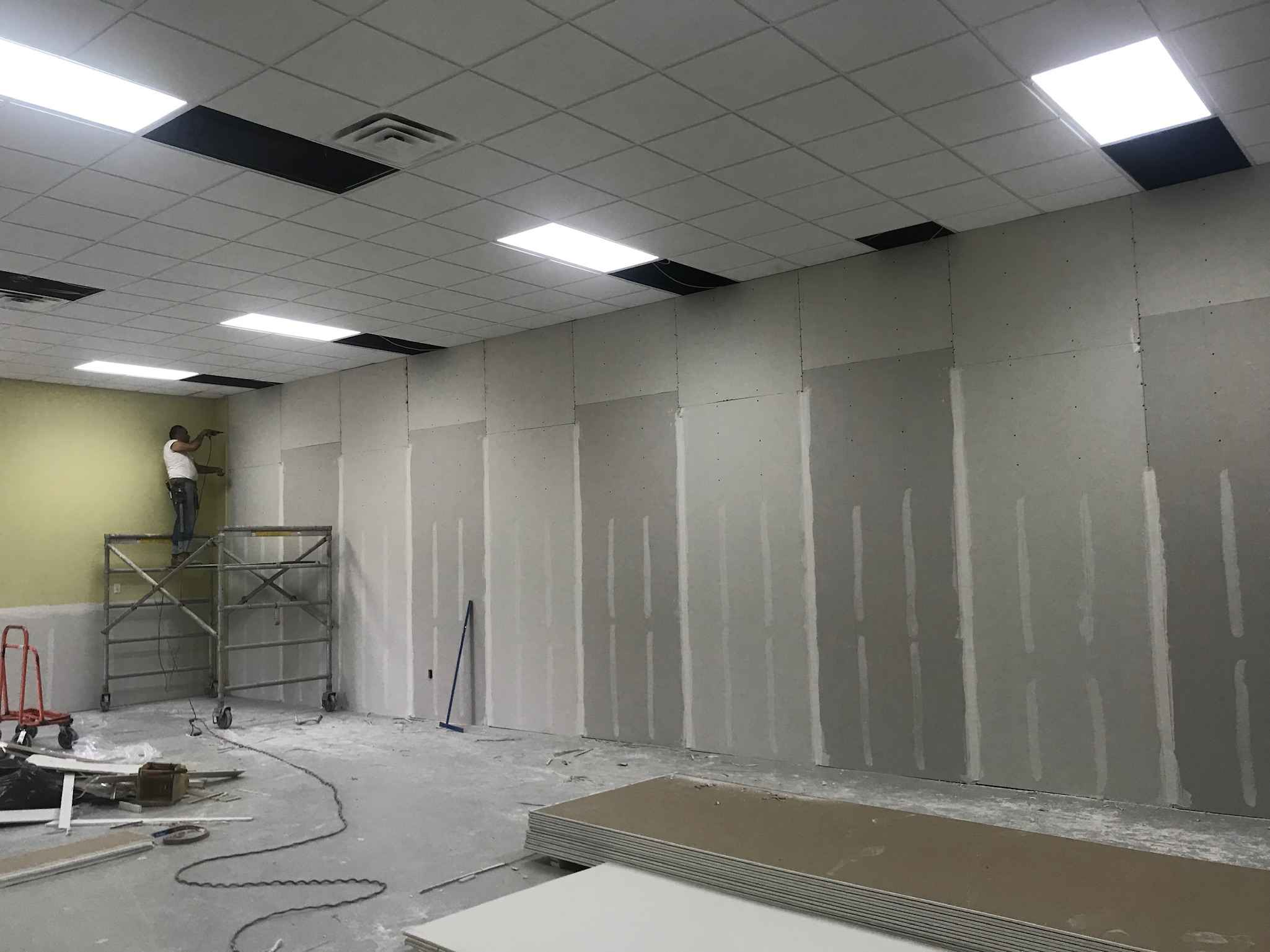 Drywall Contractor in Houston, Tx