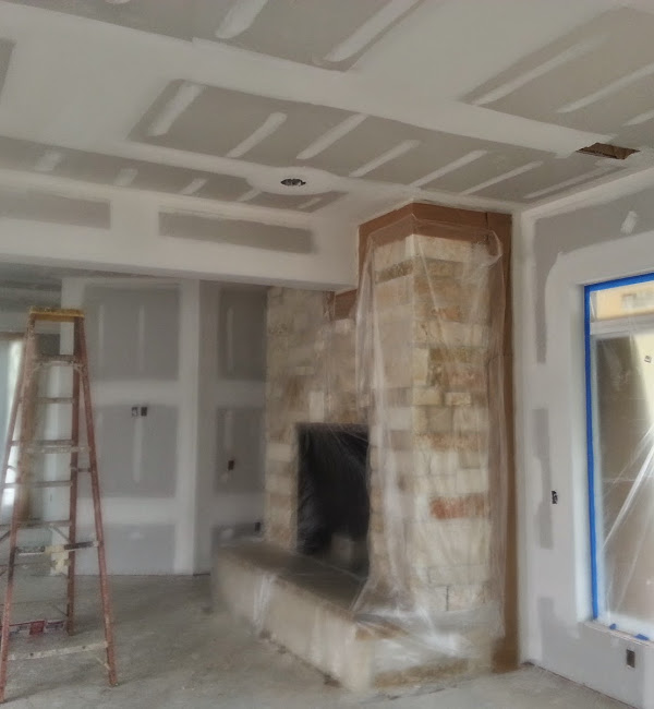 New Drywall installation in Houston Tx